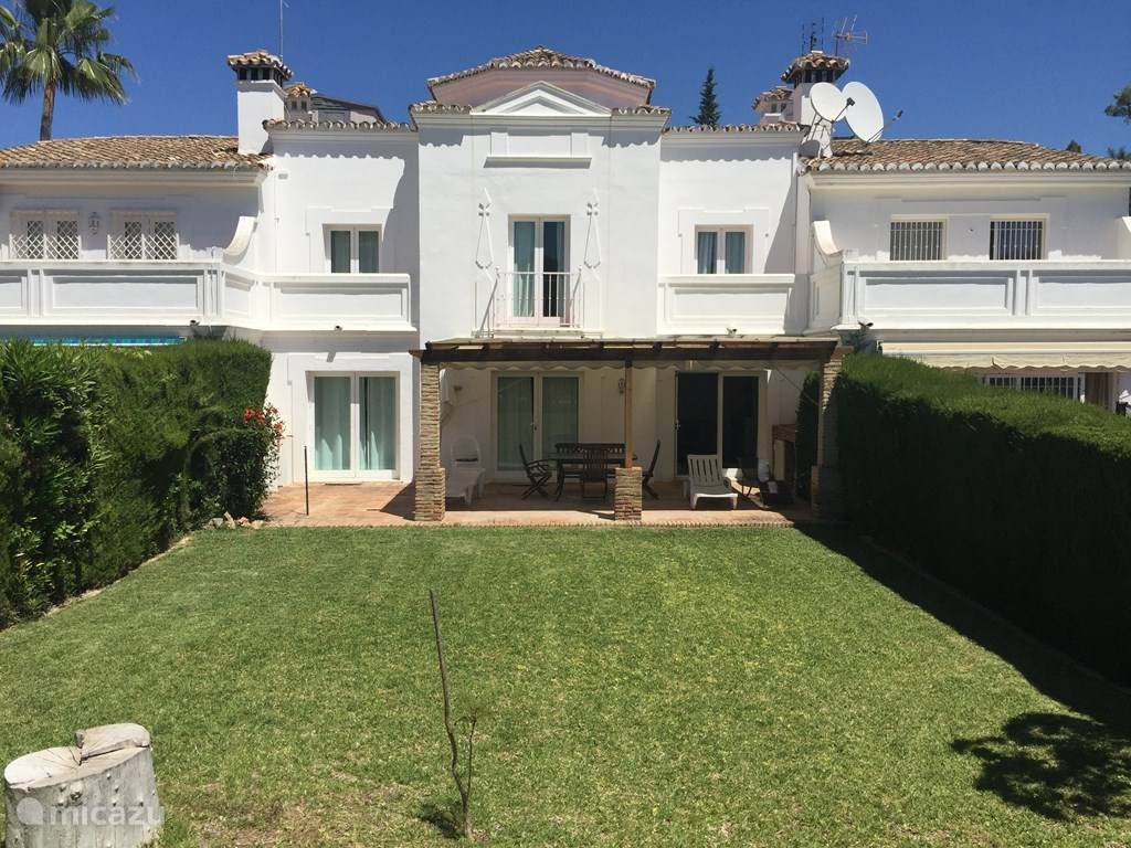 Vakantiehuis Spanje, Costa del Sol, Mijas Costa Vakantiehuis Casa Triana