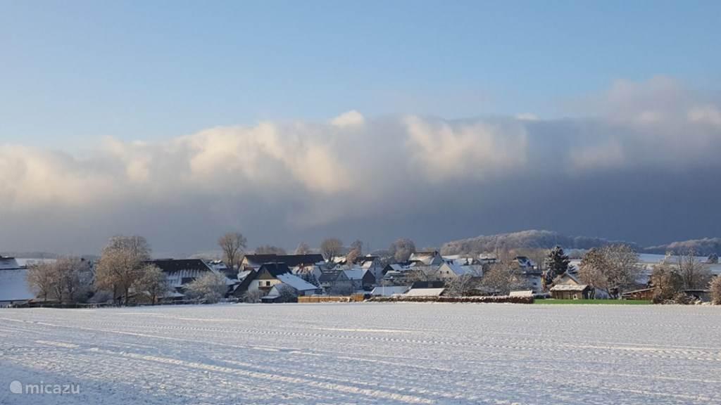 Winter in Brilon - Nehden
