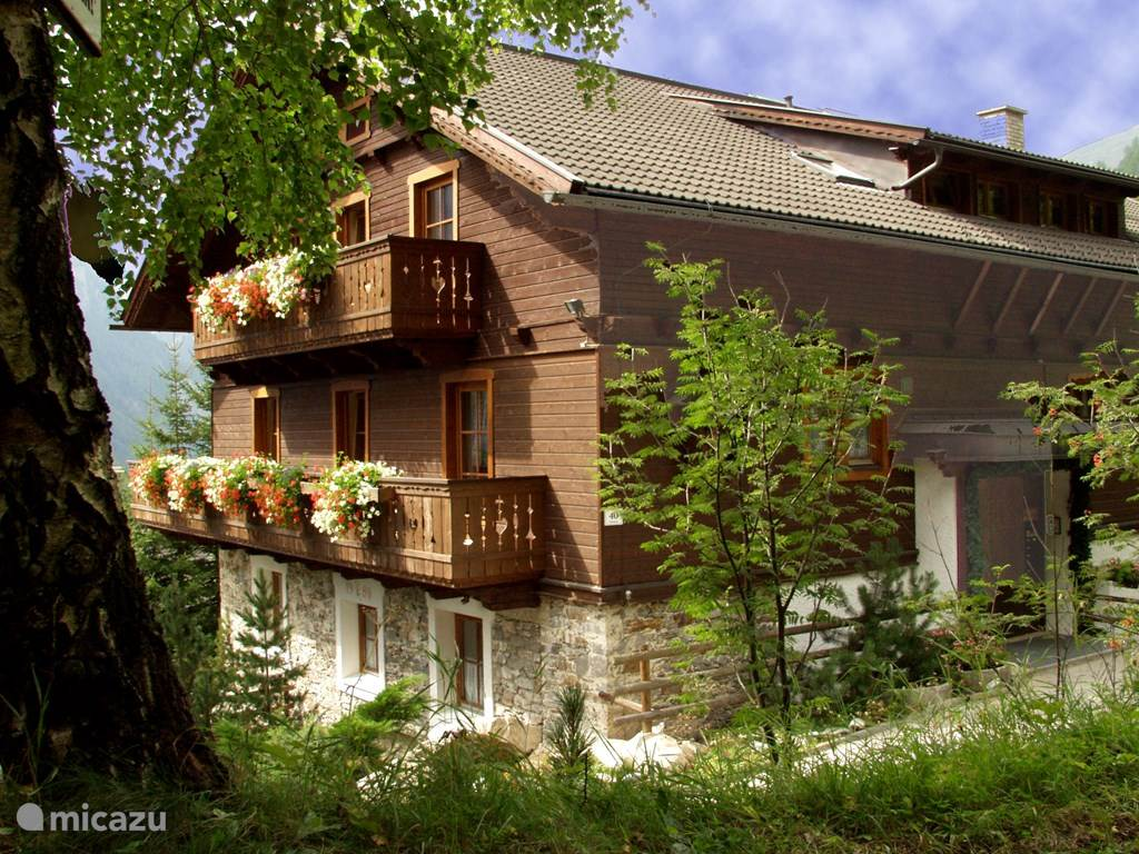 Vacation rental Austria, Carinthia, Heiligenblut Apartment Haus Antonius Lilie