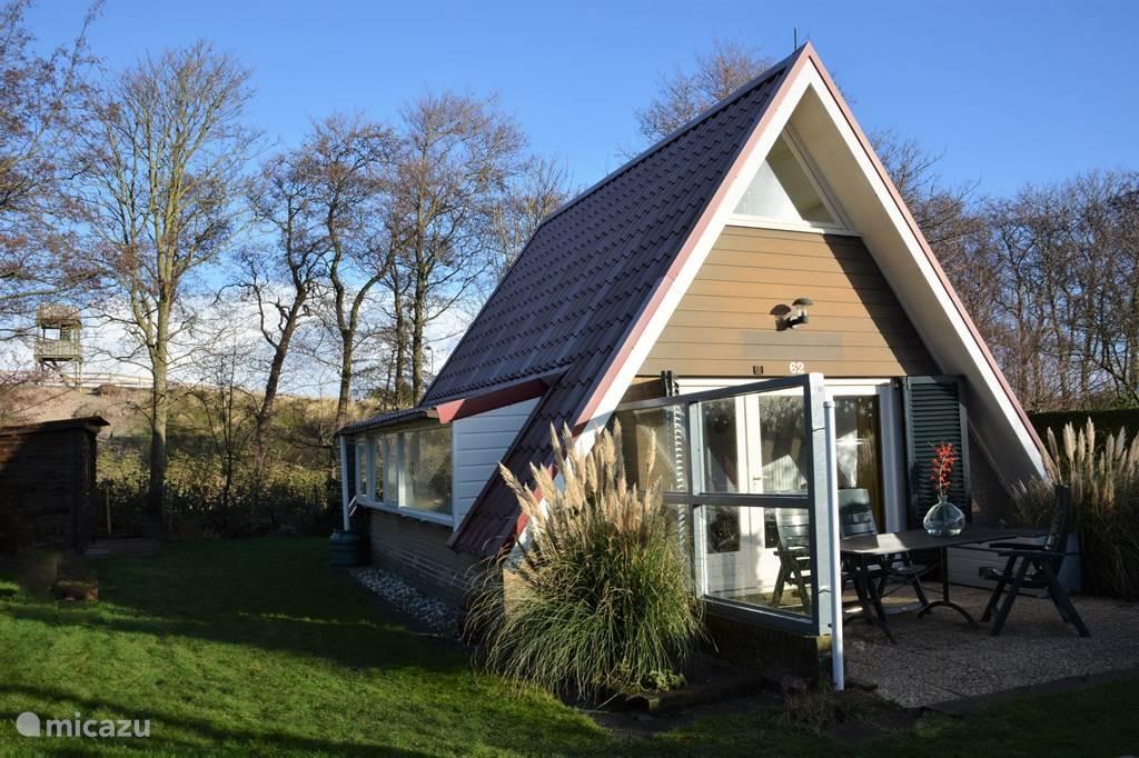 Vakantiehuis Nederland, Noord-Holland – vakantiehuis Onder 't Duijn