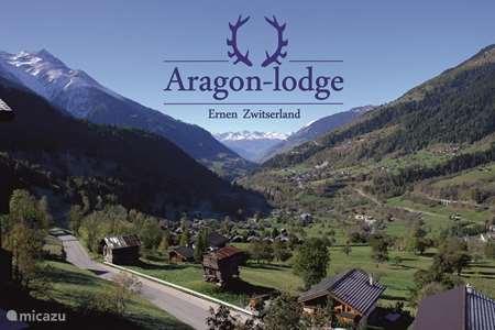Vakantiehuis Zwitserland – appartement Aragon