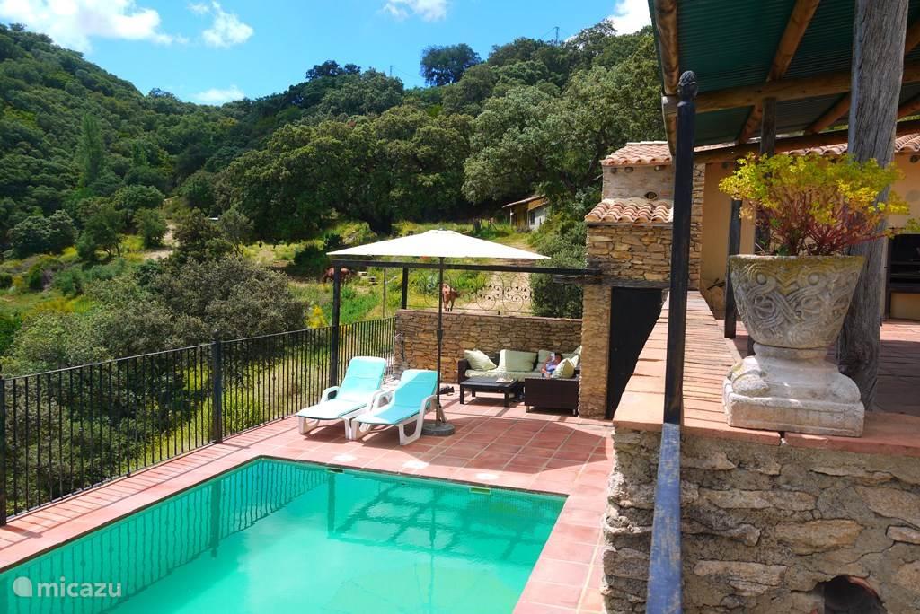 Vakantiehuis Spanje, Andalusië, Ronda finca Finca El Montecillo