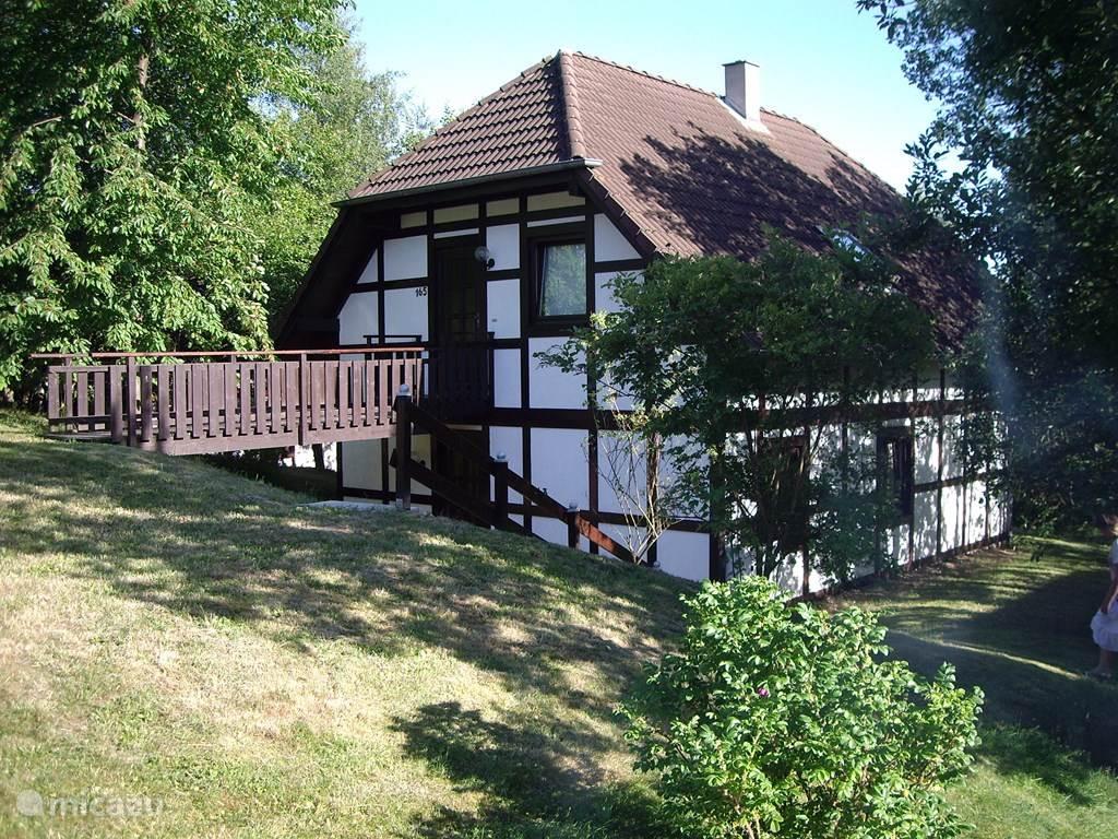 Vakantiehuis Duitsland, Sauerland, Frankenau Vakantiehuis Vakantiewoning Frankenau