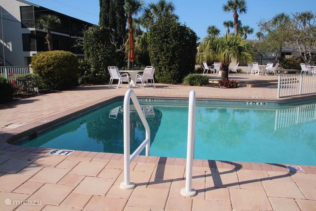 Vakantiehuis Verenigde Staten, Florida, Englewood Appartement Fantasy Island strand appartement