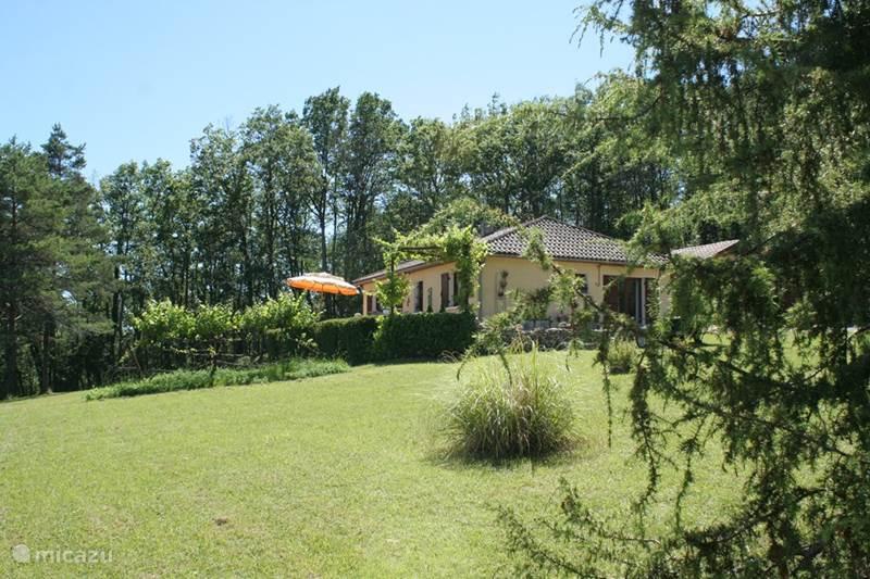 Vakantiehuis Frankrijk, Dordogne, Tursac Bungalow Les Sables