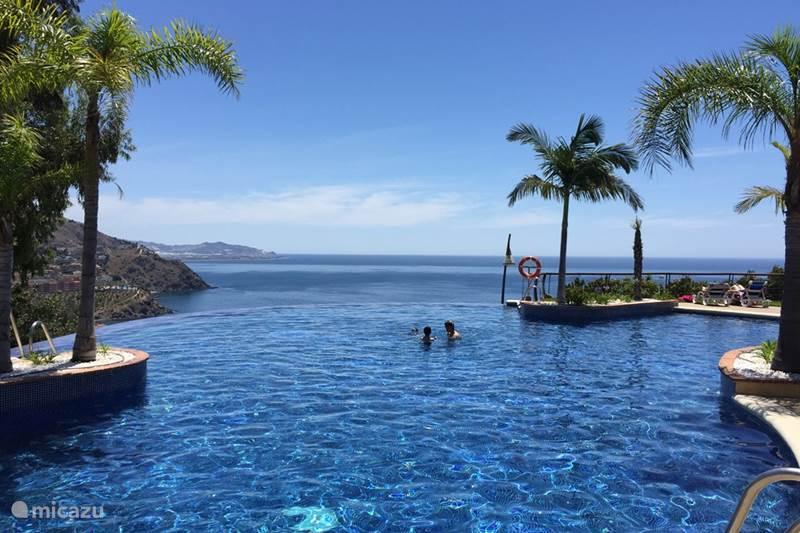 Vakantiehuis Spanje, Costa del Sol, Almunecar Vakantiehuis El Mirador de Fuentes