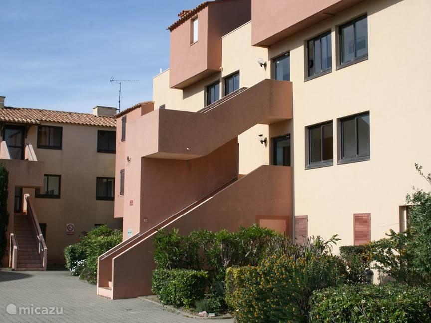 Vakantiehuis Frankrijk, Aude, Gruissan Appartement Appartement aan de middelandse zee