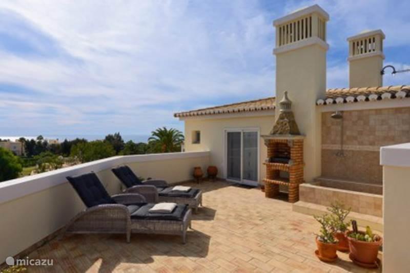 Vakantiehuis Portugal, Algarve, Carvoeiro Appartement Casa Marinha Beach