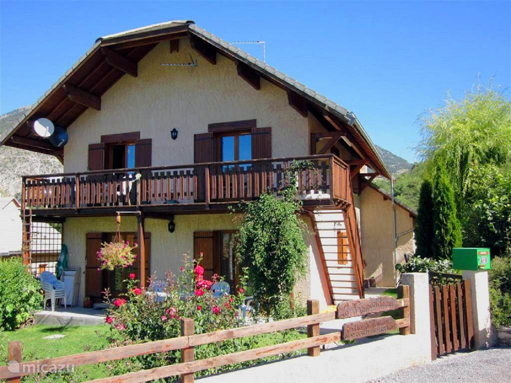 Vakantiehuis Frankrijk, Hautes-Alpes, Guillestre Vakantiehuis Le Renardeau