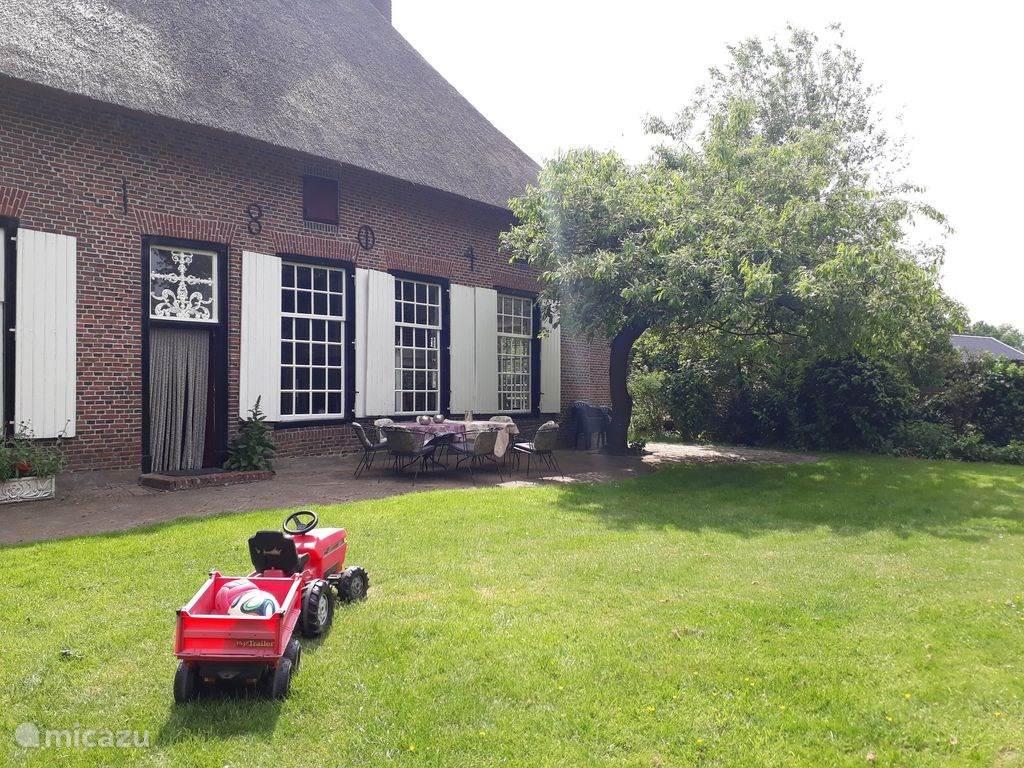 Vakantiehuis Nederland, Gelderland, Mariënvelde Boerderij 't Goed Rietberghe