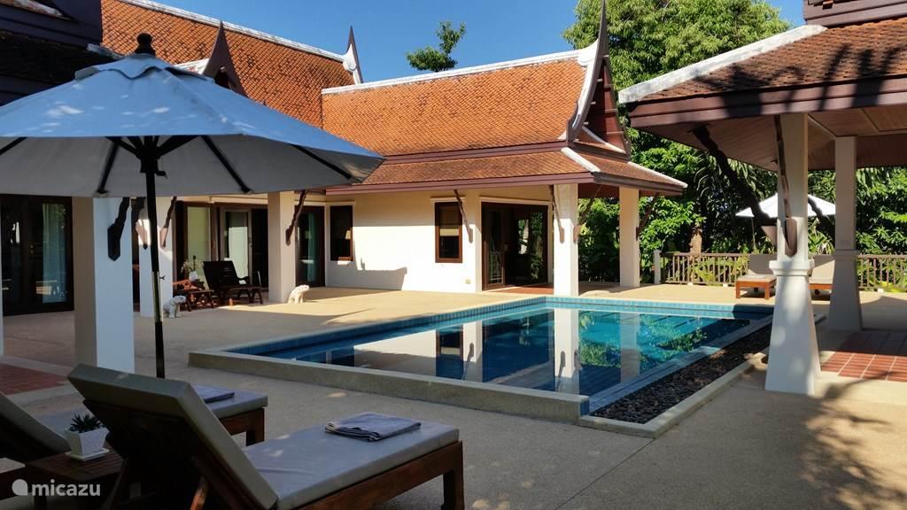 Ferienwohnung Thailand – villa Villa Suwan Chang