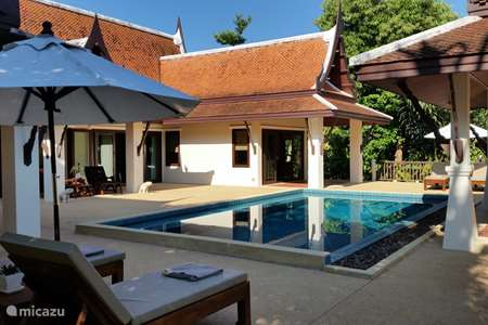 Vacation rental Thailand – villa Villa Suwan Chang
