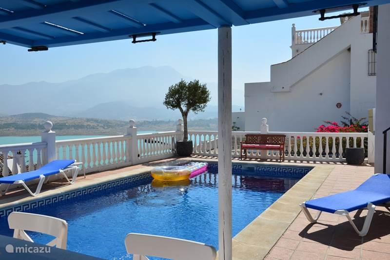 Vakantiehuis Spanje, Andalusië, Viñuela Vakantiehuis Casa Niwiro