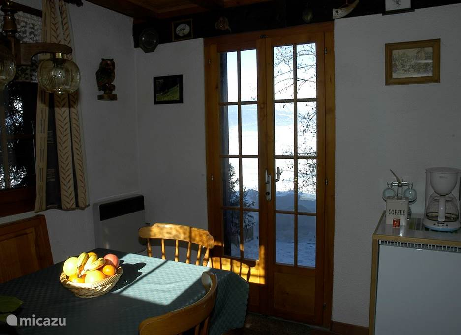 Vakantiehuis Zwitserland, Wallis, Les Agettes Chalet Chalet Mirabeau