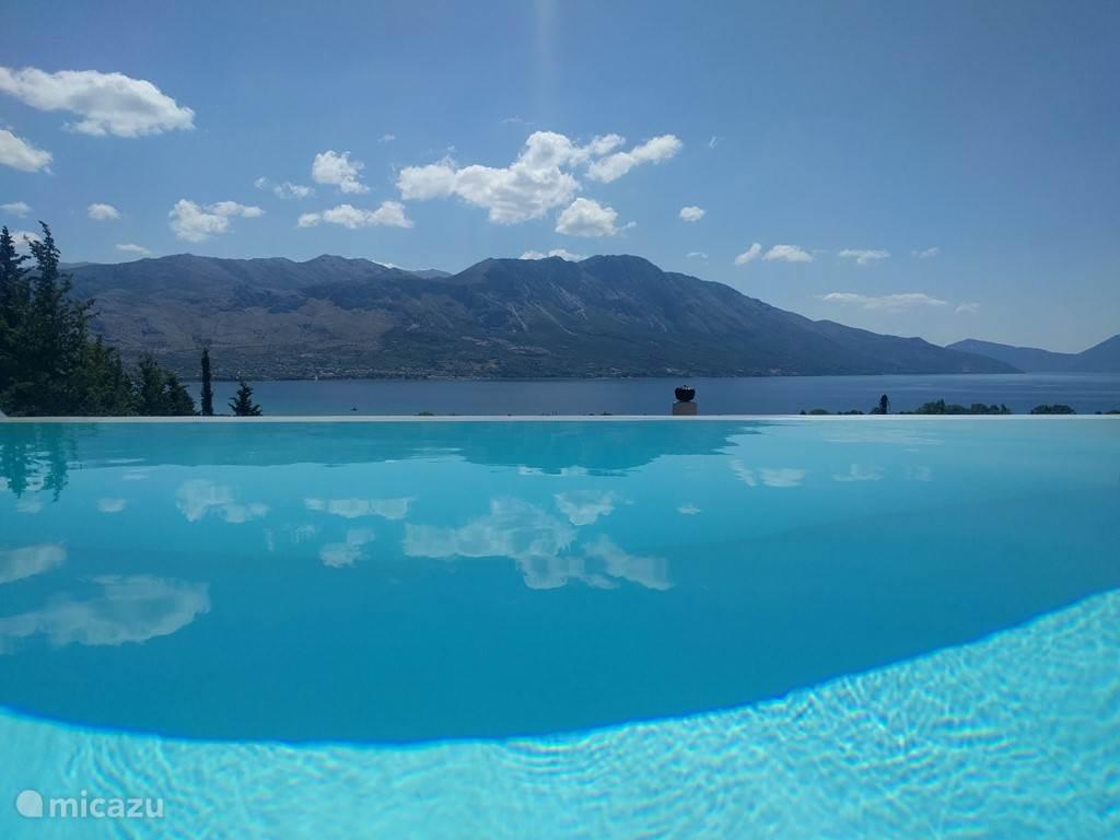 Vakantiehuis Griekenland, Centraal Griekenland – villa Villa Ioanna 2-4 personen