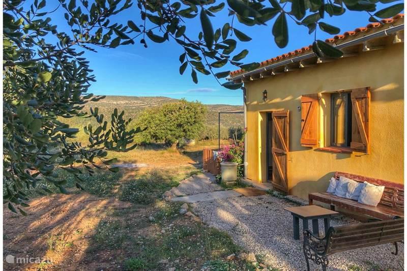 Vakantiehuis Spanje, Costa Dorada, Freginals Vakantiehuis Casa Fuera