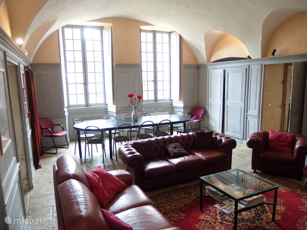 Vakantiehuis Frankrijk, Bourgogne, Sainte-Colombe-en-Auxois Landhuis / Kasteel Gîte Château Sainte Colombe 24 pers