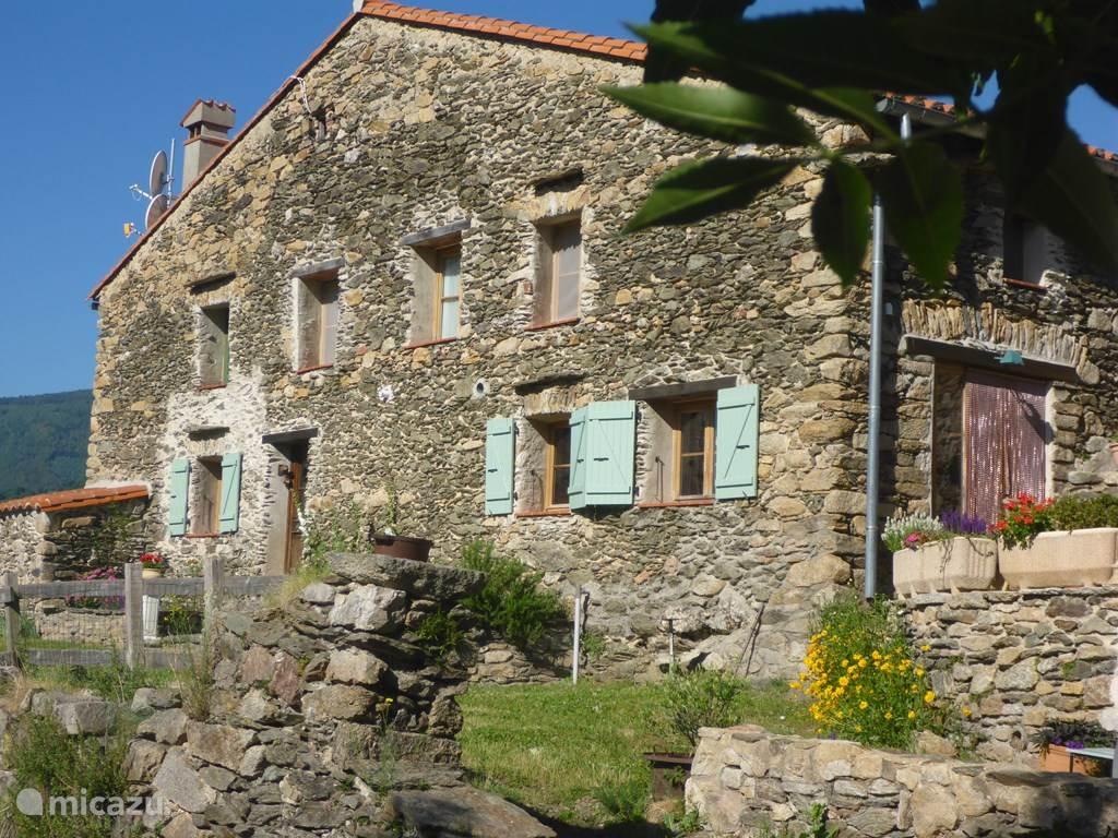 la maison de Xatart, een oude herenboerderij.