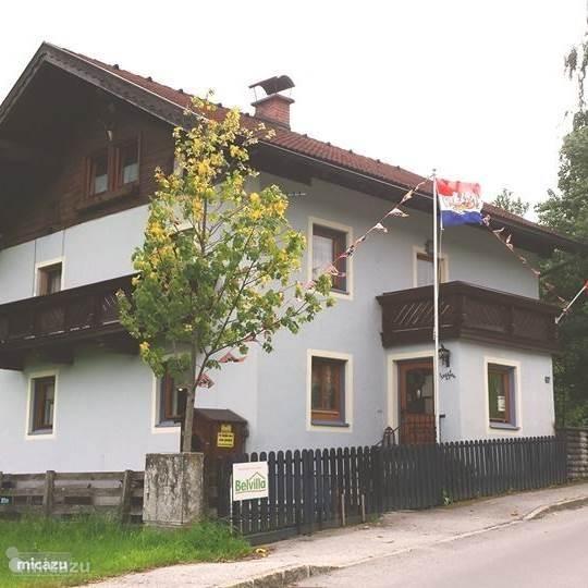 Vacation rental Austria, Salzburgerland, Forstau - apartment Haus Zonnen-Alp