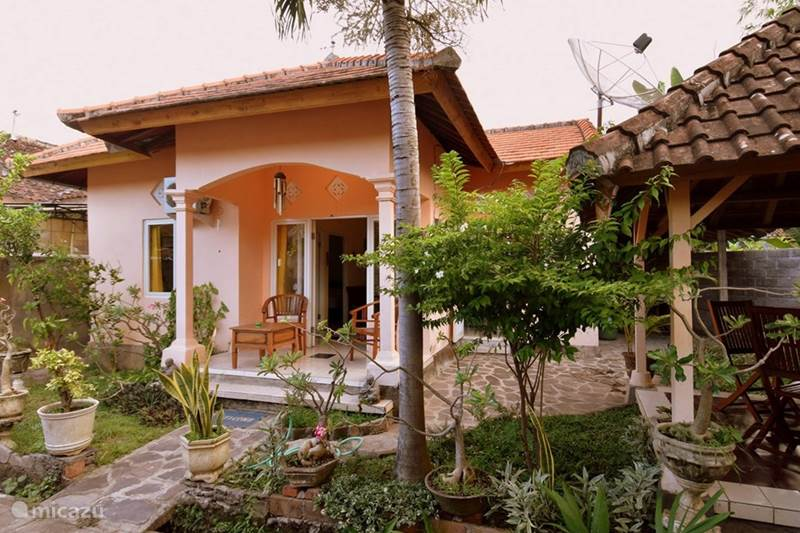 Vakantiehuis Indonesië, Bali, Lovina Vakantiehuis Rumah Kristal