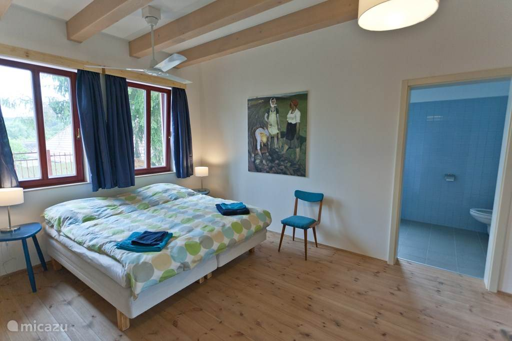 Vakantiehuis Hongarije, Cserehát, Irota Vakantiehuis Irota EcoLodge Middenhuis