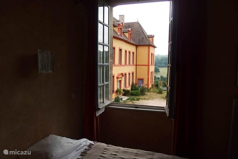 Vakantiehuis Frankrijk, Côte-d'Or, Sainte-Colombe-en-Auxois Landhuis / Kasteel Gîte Château Sainte Colombe 36 pers
