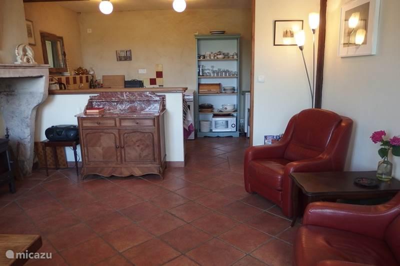 Vakantiehuis Frankrijk, Côte-d'Or, Sainte-Colombe-en-Auxois Gîte / Cottage La Petite Colombe