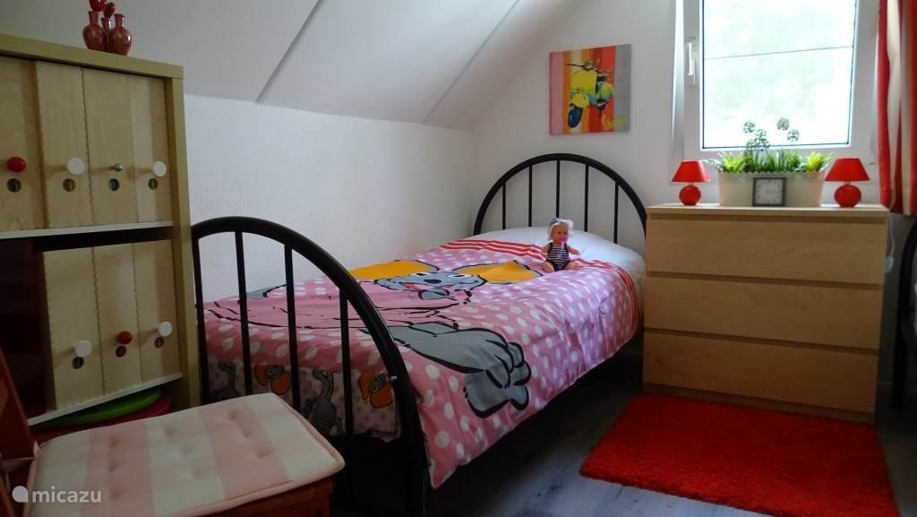 slaapkamer 3 op de eerste verdieping
