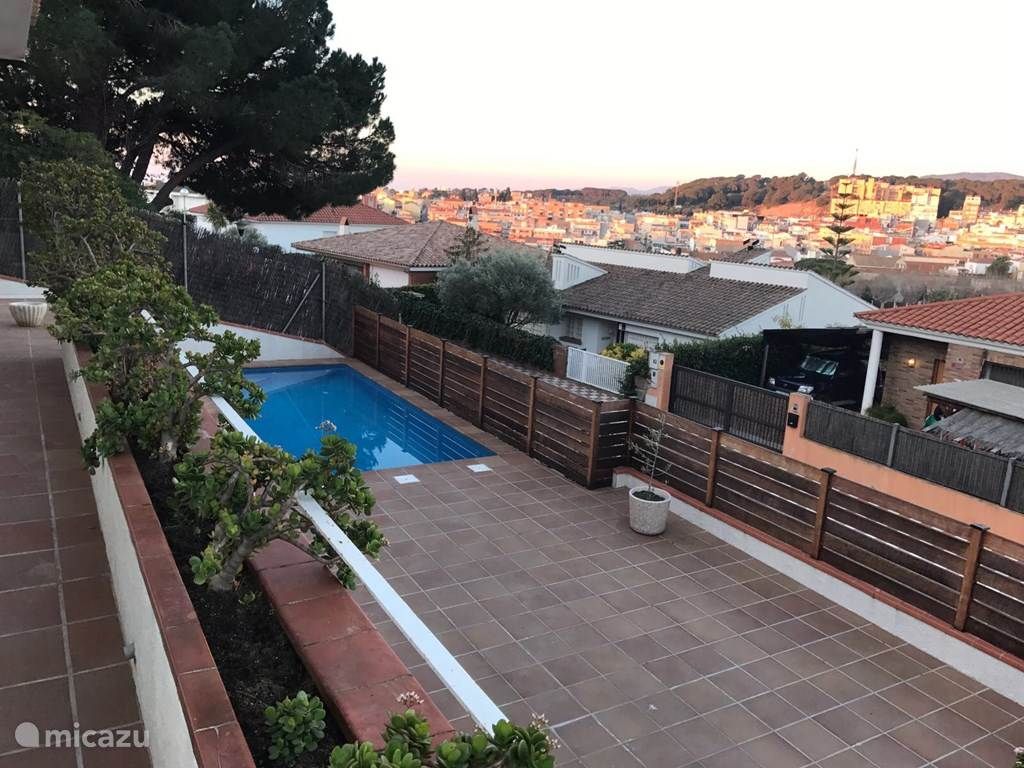 Vakantiehuis Spanje, Barcelona, Canet de Mar Villa Can Tulipa