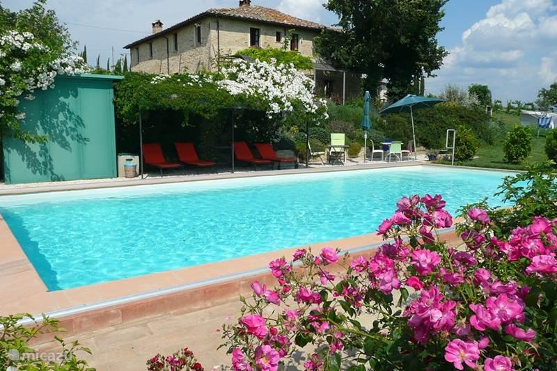 Vakantiehuis Italië, Umbrië, Perugia Appartement Gli Archi appartement