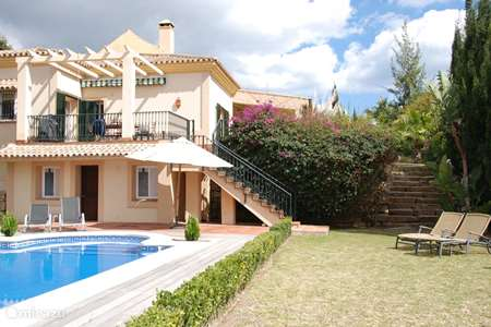 Vacation rental Spain, Costa del Sol, Marbella Elviria villa El Limonero