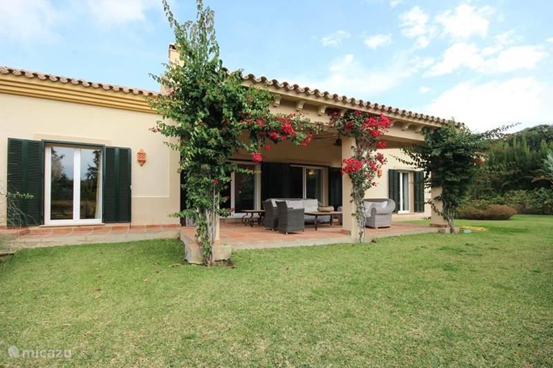 Vakantiehuis Spanje, Costa del Sol, Marbella Elviria Villa El Limonero