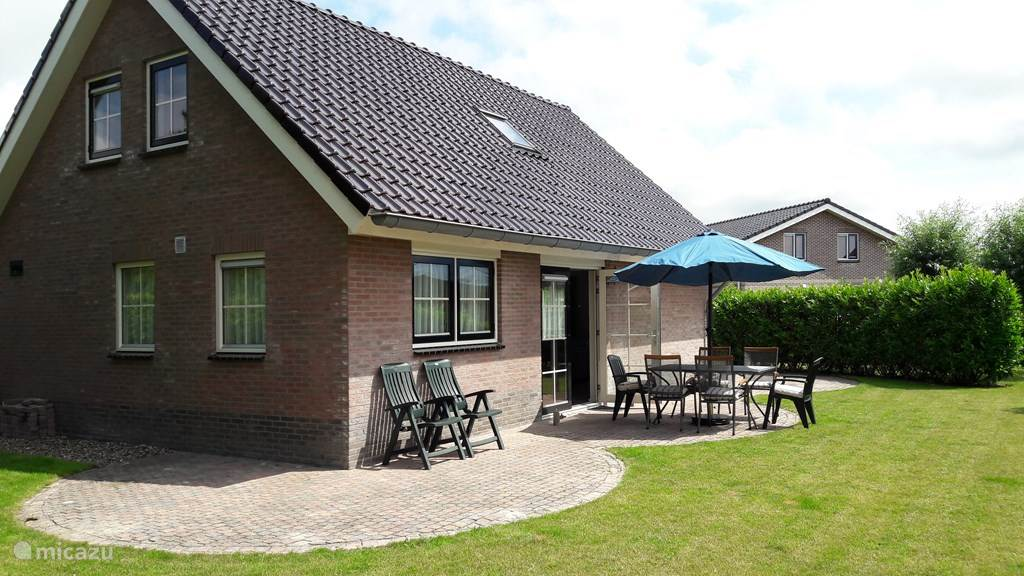 Vacation rental Netherlands – holiday house Barresed 4