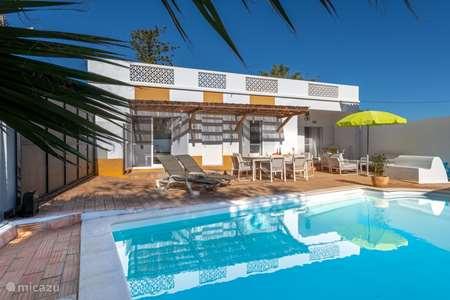 Vakantiehuis Portugal, Algarve, Luz de Tavira vakantiehuis A Casa Velha