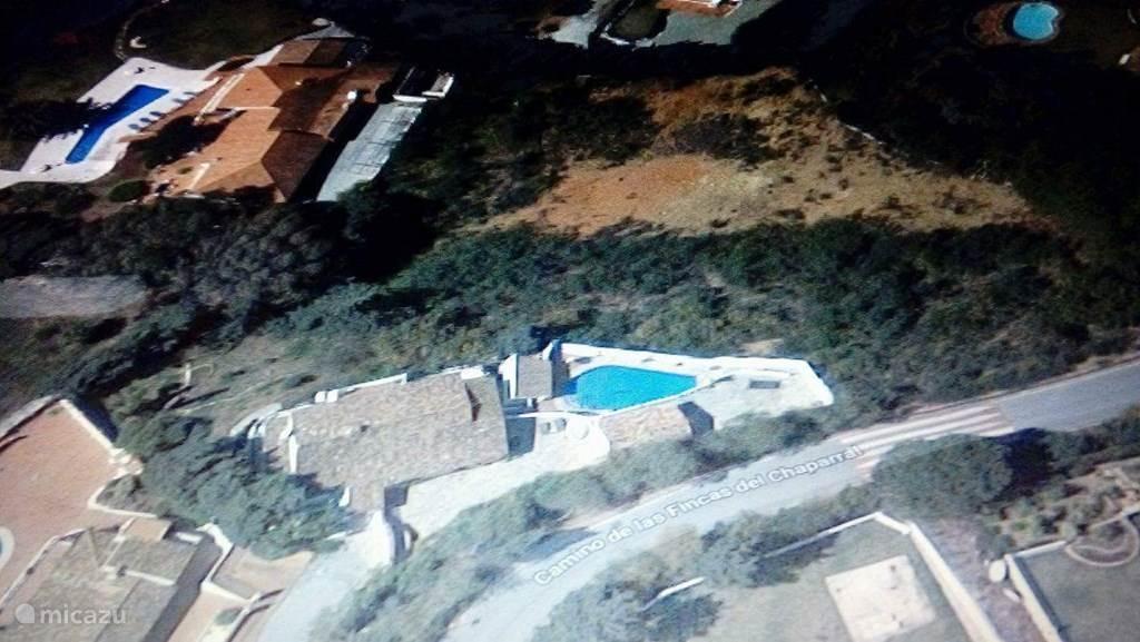 Vakantiehuis Spanje, Costa del Sol, La Cala de Mijas Bed & Breakfast Casa Margarita