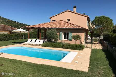Vacation rental France, Ardèche, Vallon-Pont-d'Arc villa Villa Emeraude