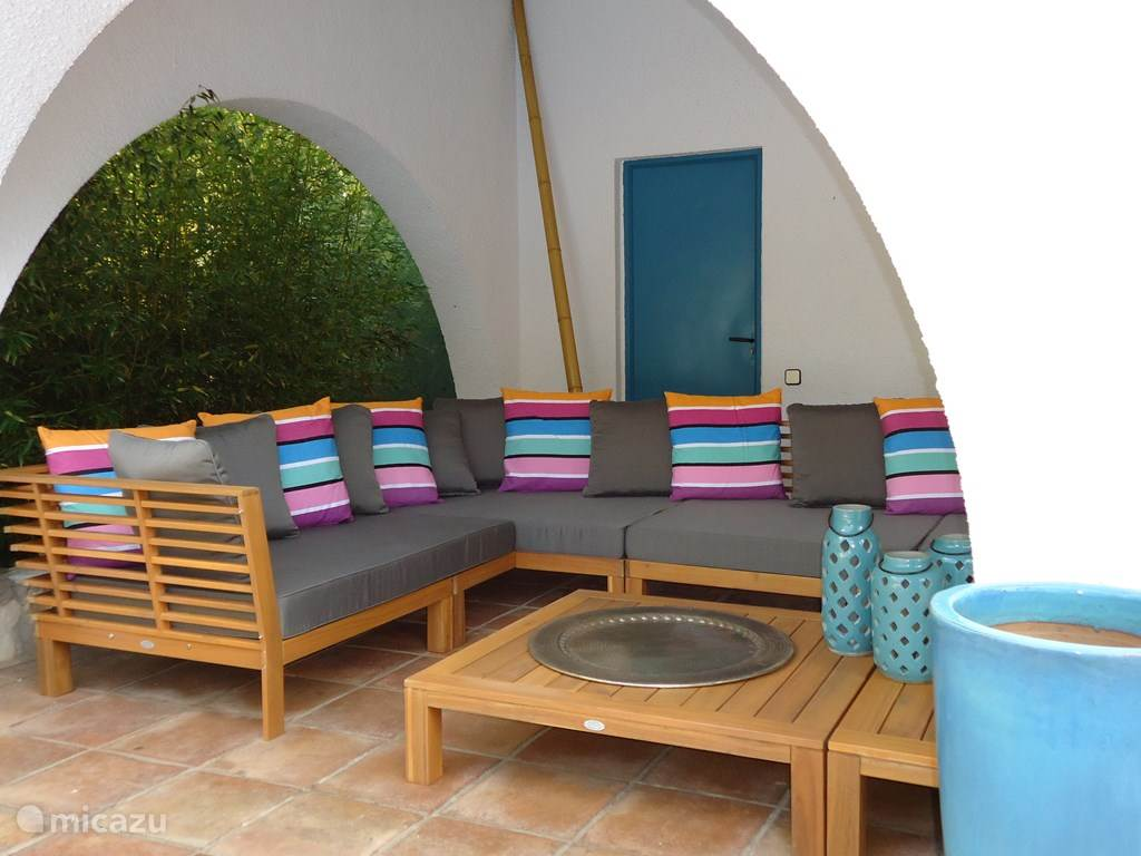 Villa TABOADA Lounge zone