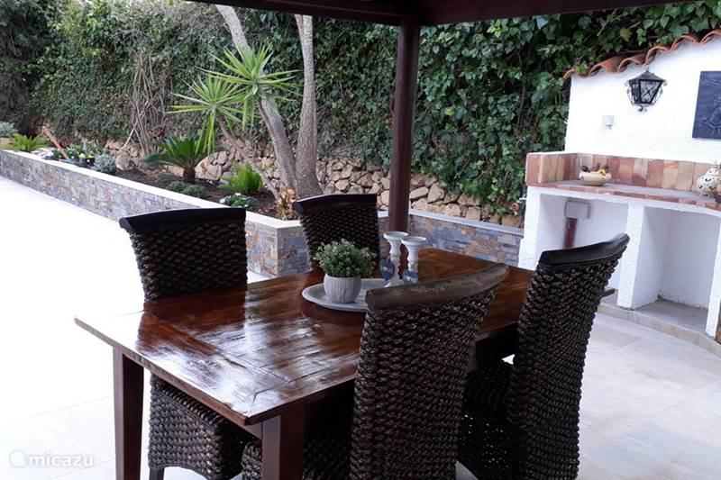 Vacation rental Spain, Costa Blanca, La Nucia Villa Villa Los Duendes! Near Benidorm