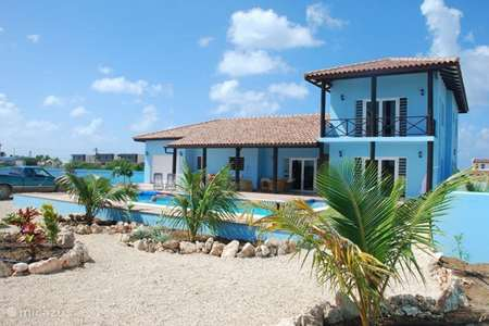 Vacation rental Bonaire, Bonaire, Kralendijk villa Bonaire Pool Villa Cool Blue
