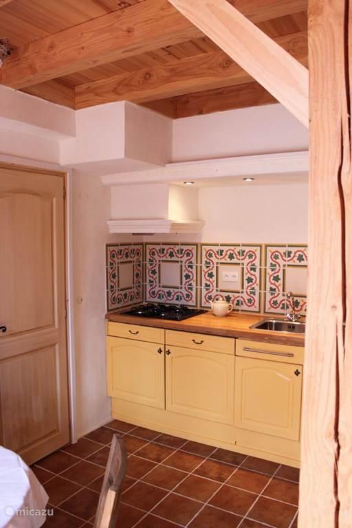keuken appartement