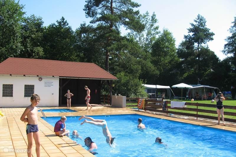 Vacation rental Czech Republic, Vysocina, Cervená Recice Chalet Chalet Jelen
