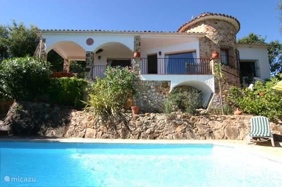 Ferienwohnung Spanien, Costa Brava, Pals Ferienhaus Vermietung Pals Casa  Luna ...