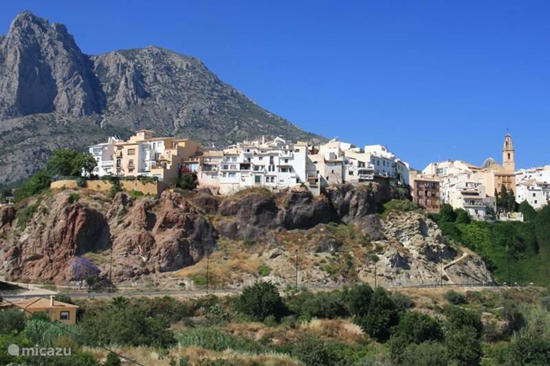 Vakantiehuis Spanje, Costa Blanca, Finestrat Vakantiehuis Casa Torres - zeezicht - >300dgn zon