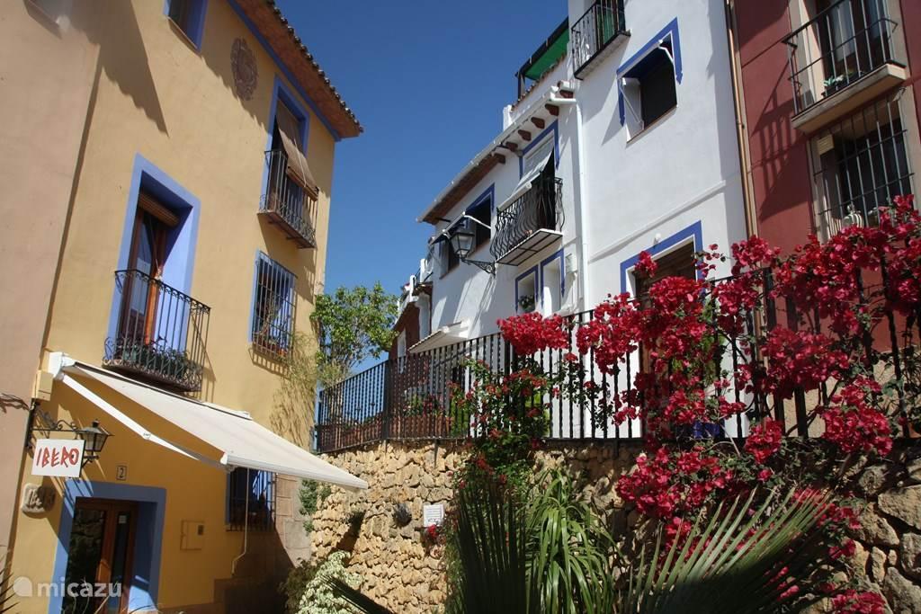 Vakantiehuis Spanje, Costa Blanca, Finestrat Vakantiehuis Casa Torres • zeezicht • >300dgn zon