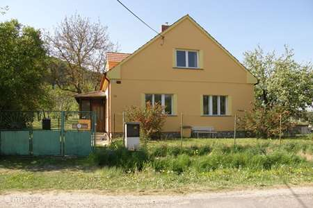 Vacation rental Czech Republic, South Bohemia, Hejna holiday house Bila Ruze