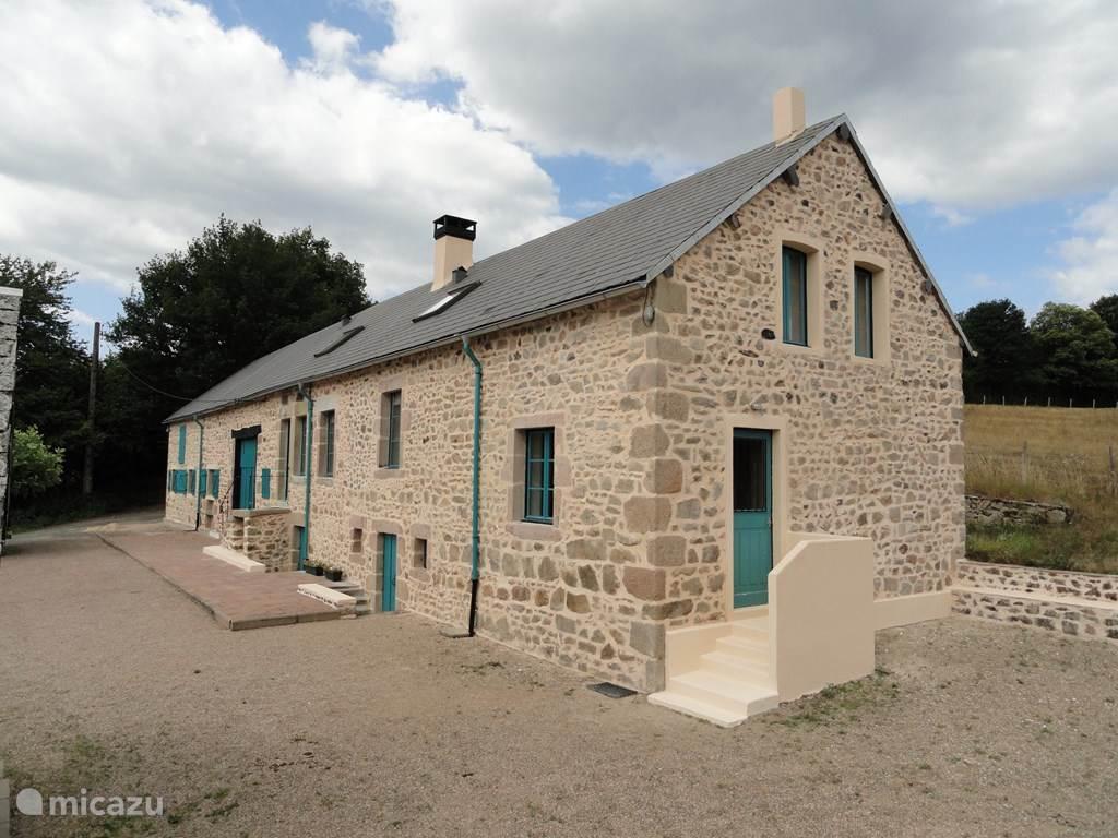 Vakantiehuis Frankrijk, Bourgogne, Saint-Prix boerderij Chez les pattes d'Ours