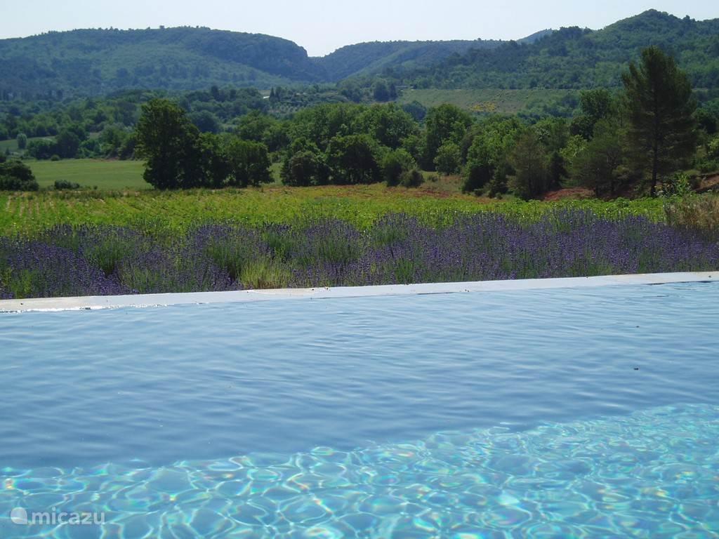 uitzicht zwembadview
