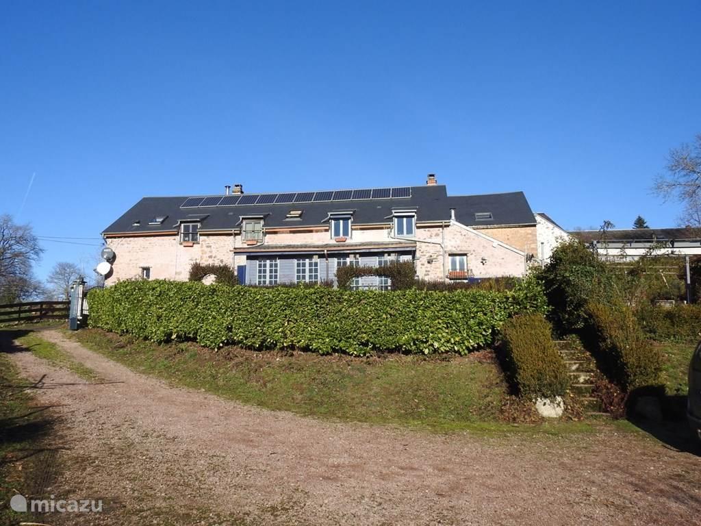 Vacation rental France, Nièvre, Ouroux-en-Morvan  gîte / cottage Gite de l, Hermitage