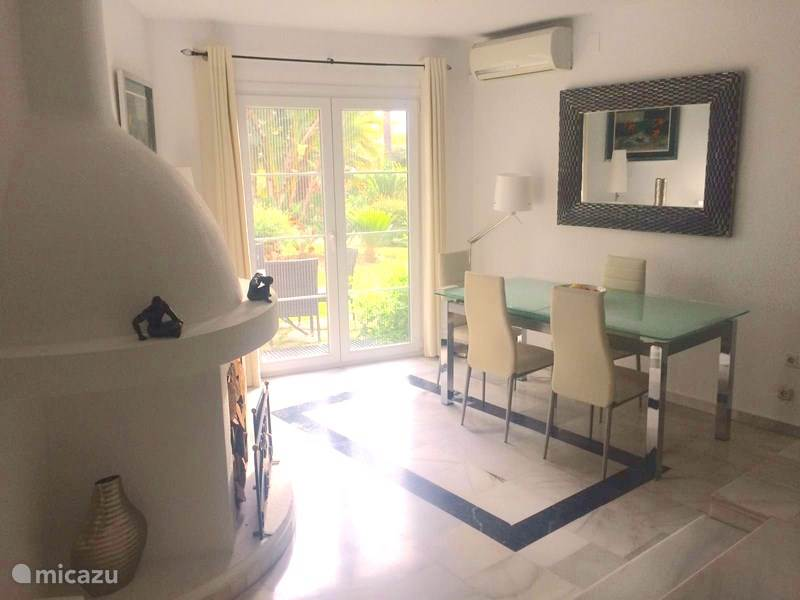 Vakantiehuis Spanje, Costa del Sol, Mijas Golf geschakelde woning Mijas Golf woning