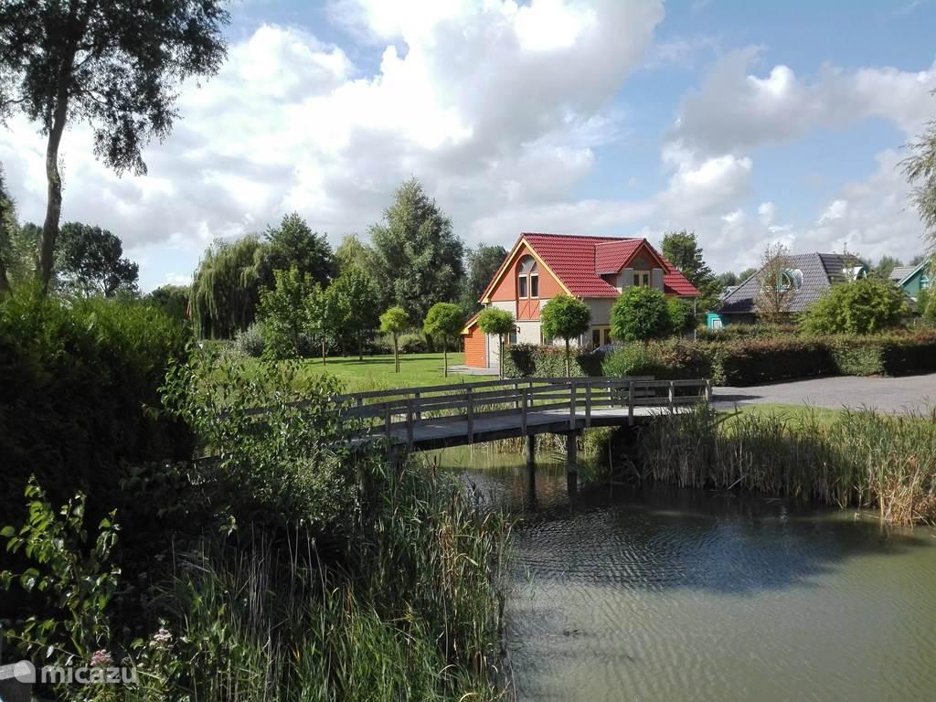 Vakantiehuis Nederland, Zeeland, Hoofdplaat villa Frejus 134